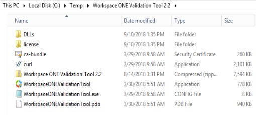 Upgrade VMware AirWatch/Workspace ONE from version 9 1 to