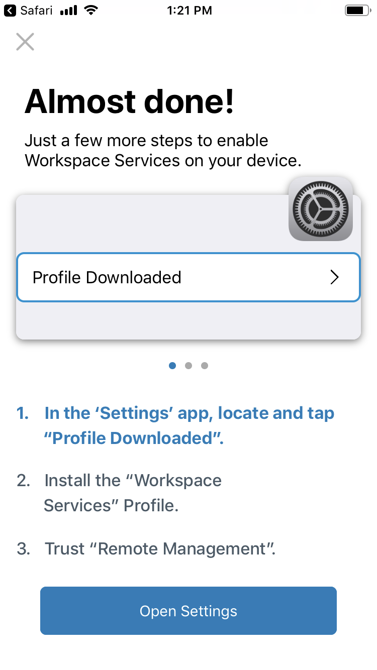 iOS 12 2 is here and how it impacts the MDM enrollment