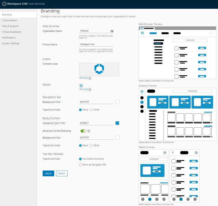 2Workspace ONE Hub Service - Google Chrome 2020-05-