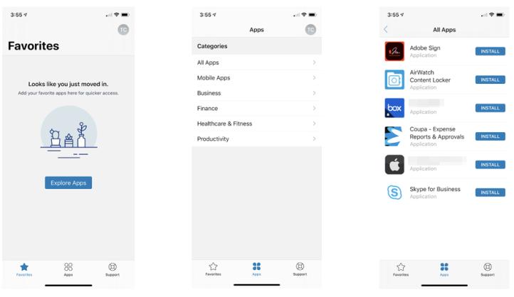 2VMware Intelligent Hub App Catalog.pptx - PowerPoi