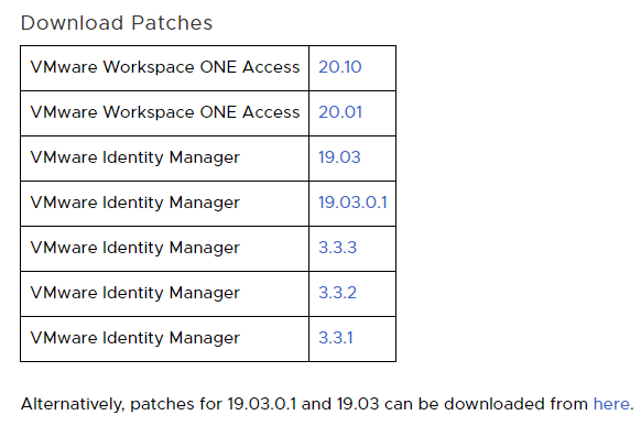 HW-128524_ CVE-2020-4006 for Workspace ONE Access1,